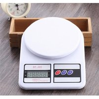 Multifunction Electronic Digital Kitchen Weighing Scale 10kg/1Kg