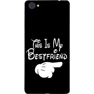 FUSON Designer Back Case Cover For Vivo X7 (Friends Always Together Dosti Yaari Masti Maja Fun)