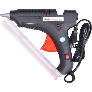 3k 605 Hot Melt Standard Temperture 65w Glue Gun 2 Glue Sticks