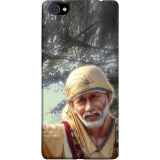 FUSON Designer Back Case Cover For Vivo X7 Plus (Shirdi Wale Sai Baba Sainath God Shradha Saburi Pooja)
