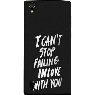 FUSON Designer Back Case Cover For Vivo Y15S :: Vivo Y15 (Best Quotes Love Words Always Happy Together)