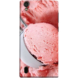 FUSON Designer Back Case Cover For Vivo Y15S :: Vivo Y15 (Best Fresh Strawberry Ice Cream Homemade Recipes)