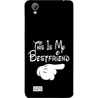 more photos b3702 7b7c4 FUSON Designer Back Case Cover For Vivo Y31 :: Vivo Y31L (Friends Always  Together Dosti Yaari Masti Maja Fun)