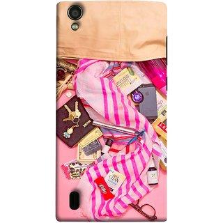 FUSON Designer Back Case Cover For Vivo Y15S :: Vivo Y15 (Iphone Larabar Key Chains Money Notes Shampoo)
