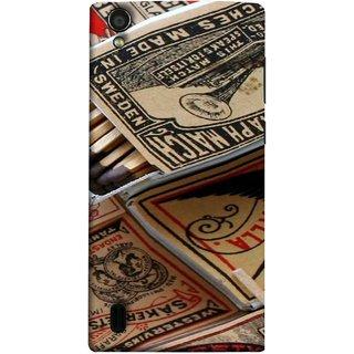 FUSON Designer Back Case Cover For Vivo Y15S :: Vivo Y15 (Vulcan Superior Sakerhats Tandstickor England Bells)