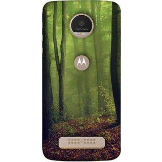 Buy Fuson Designer Back Case Cover For Motorola Moto Z Play