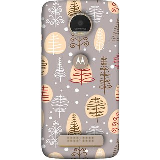 Buy Fuson Designer Back Case Cover For Motorola Moto Z Play