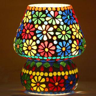 DErien Mosaic Table Lamp