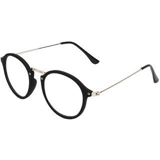 Zyaden Black Round Eyewear Frame 329