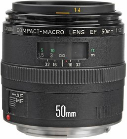 Canon EF50mm f/2.5 Compact Lens