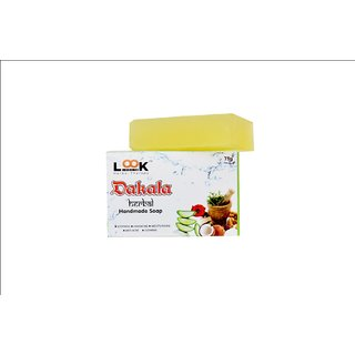 LOOK 18 DAKALA HERBAL HANDMADE SOAP-75g