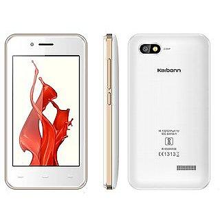 Karbonn A41 Power (1 GB/8 GB/White and Champange)