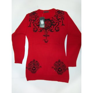 eb6151774 Buy woolen top sweater for girls and women Online   ₹699 from ShopClues