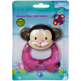 Monkey Water Filled Teether