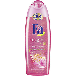 IMPORTED FA SHOWER GEL - MAGIC OIL WITH PINK JASMINE - 250 ML