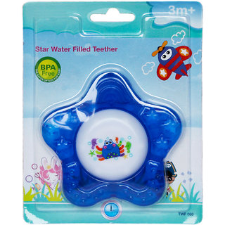 STAR WATER FILLED TEETHER(B)
