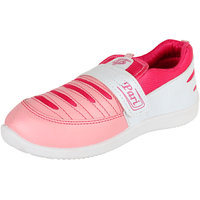 Bersache Women/Girls Pink- 639 Loafers And Moccasins