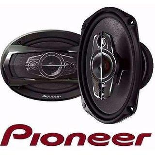 One Pair Pioneer Ts-A6995S 6X9Inch 600W 5-Way In Car Rear Speaker Oval...