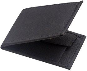 Home Fantasy Black Genuine Leather Wallet (MK1-01)