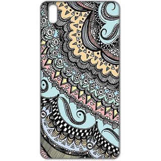 Seasons4You Designer back cover for  HTC Desire 816