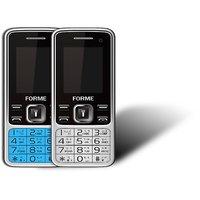 Forme N9+(Combo Of 2 Selfie Phones) Black With Blue  (S