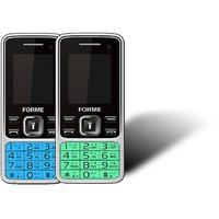 Forme N9+(Combo Of 2 Selfie Phones) Green With Blue  (S
