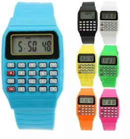 Calculator Watch For Kids