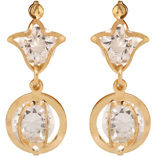 Penny Jewels Traditional Antique Fancy Stylish Comfy Earrings Set For Women  Girls