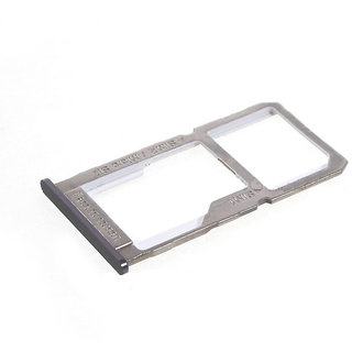 Sim Card Slot Sim Tray Holder Replacement Part for 1+X(CHAMPAGNE)