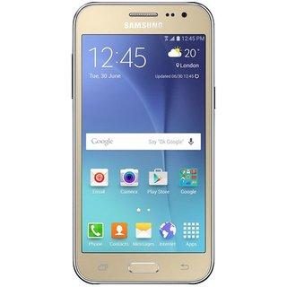 Samsung Galaxy J2 (1GB,8 GB,Gold)