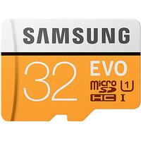 Samsung EVO 32 GB MicroSD Card 95 MB/s