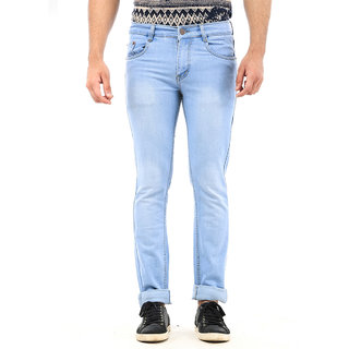 Van Galis Fashion Wear  Stylish Blue Jeans For Men