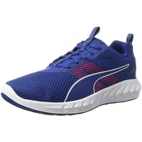 Puma Men's Blue Lace-up Sneakers - 133195617