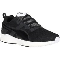 Puma Men's Black Lace-up Sneakers