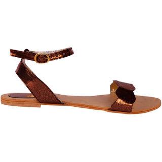 Buy Lush Womens Flat Sandal Trendy Premium Design Party Wear Girls