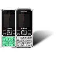 Forme N9+(Combo Of 2 Selfie Phones) Black With Green  (
