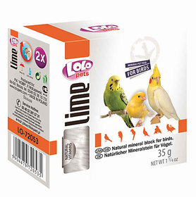 Natural Mineral Block for Birds(Natural Vitamin) - 35g - imported from Poland
