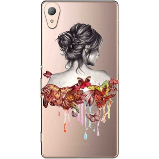 Snooky Printed Painting Mobile Back Cover of Sony Xperia Z4 - Multicolour