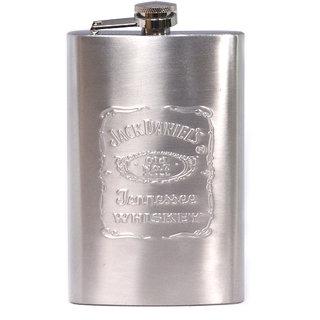 9oz 270ML Pocket Stainless Steel Hip Flask Bottle Liquor Drink Ware 89