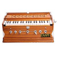 Ekam Musical - Yellow Teak 3 1/4 Octave Harmonium With
