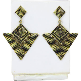 spero triangle earring Alloy Drop Earring