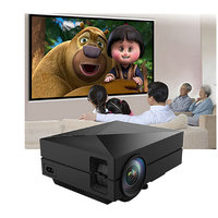 Hot Sale GM60 USB AV SD HDMI VGA TV Tuner Projectors Fo - 133205717