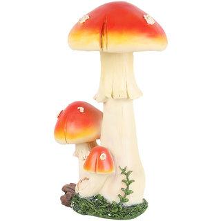 Wonderland Mushroom Decoration for garden dcor or home decoration or balcony decoration  mushrooms for garden kids room dcor