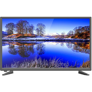 Vitek 40 Inch Full HD LED Tv (233 Volts) - Black