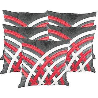 ZAIN cushion covers 16 X16 INCH SET OF 5