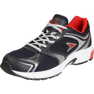 15dadf8bf9a5 Buy Bata Men s Black Red Mesh Sports Running Walking Gym Shoes Online - Get  7% Off