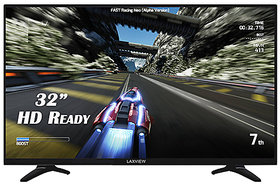 Laxview 32In4003LA 32 inches(81.28 cm) Hd Ready Led TV (Black)