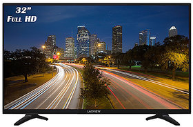 Laxview 32In4003LA 32 inches(81.28 cm) Full Hd Led TV (Black)