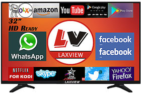 Laxview 32In2222LA 32 inches(81.28 cm) Hd Ready Smart  Led TV