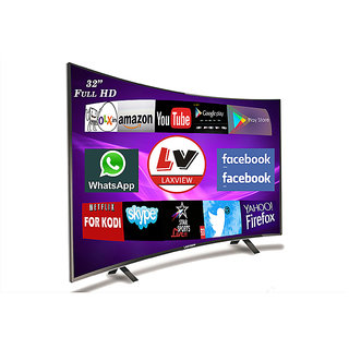 LAXVIEW 32IN9999LA 32 Inches Full HD LED TV